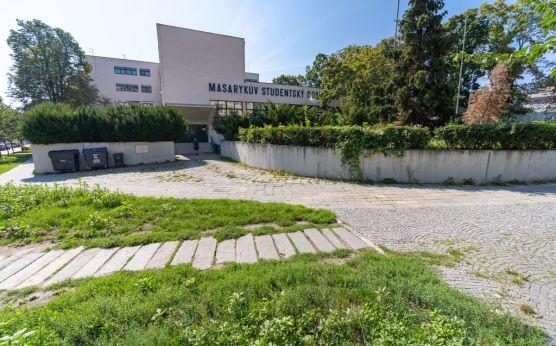 Rekonstrukce – Masarykův domov mládeže
