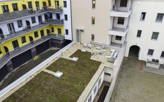 Bytový dům Mostecká10