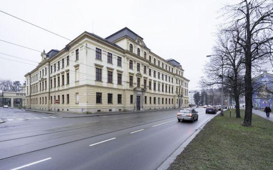 Rekonstrukce FF Univerzity Palackého v Olomouci
