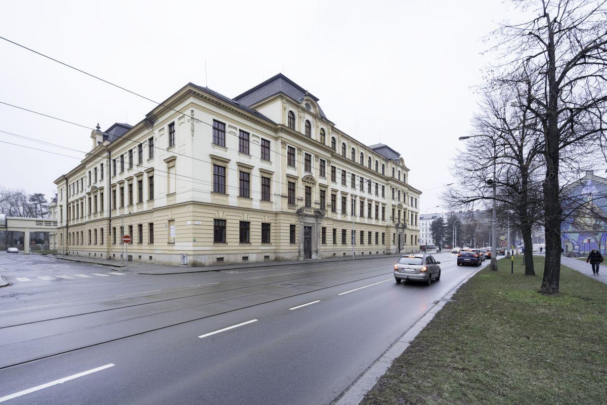 Rekonstrukce FF Univerzity Palackého