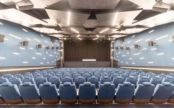Kino Svět vHodoníně
